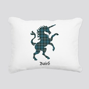 Unicorn - Baird Rectangular Canvas Pillow