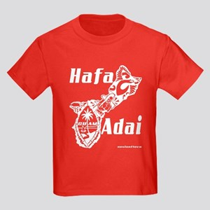 Hafa Adai Kids Dark T-Shirt