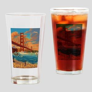 San Francisco, California - Golden Gate Bridge Dri