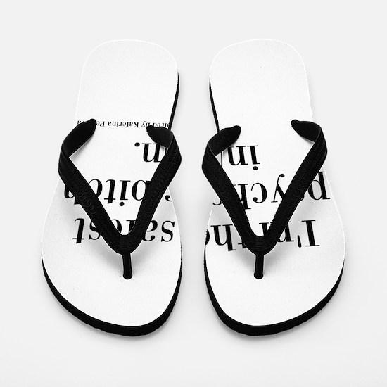 Katherine Pierce Quotes Flip Flops
