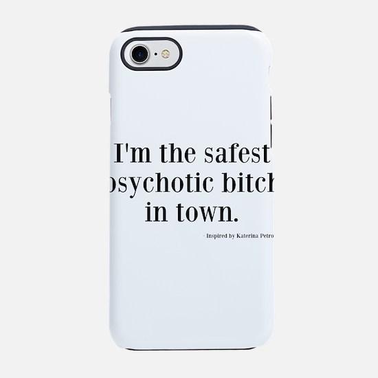 Katherine Pierce Quotes iPhone 8/7 Tough Case