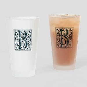 Monogram - Baird Drinking Glass
