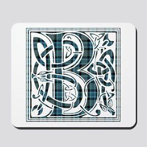 Monogram - Baird Mousepad
