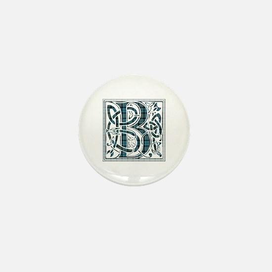 Monogram - Baird Mini Button