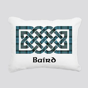 Knot - Baird Rectangular Canvas Pillow