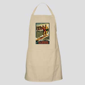 Waikiki, Hawaii - Surfing Apron