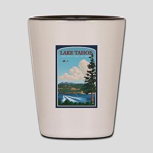 Lake Tahoe, California Shot Glass