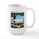 Stb I Smell Bacon! 15 Oz Ceramic Large Mug Mugs