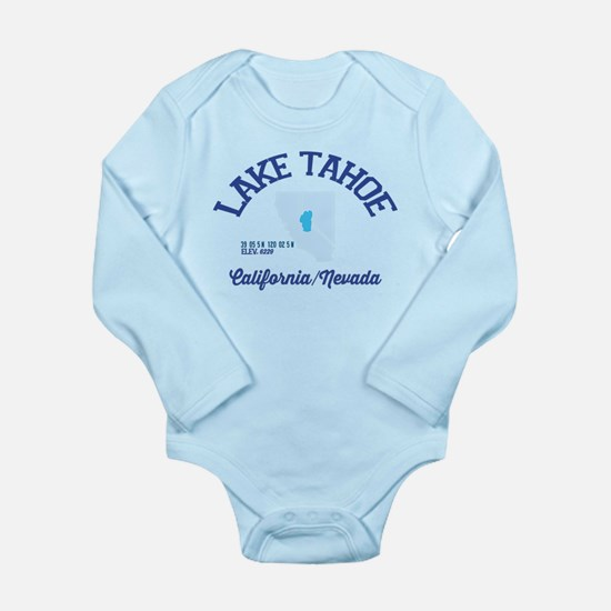 Lakeep Tahoe. Long Sleeve Infant Body Suit
