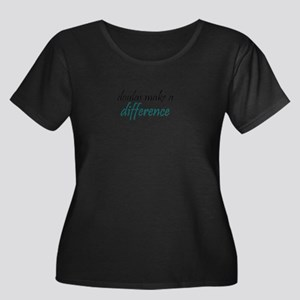 doulas make a difference Plus Size T-Shirt