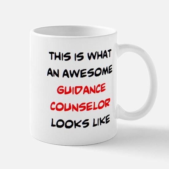 awesome guidance counselor Mug