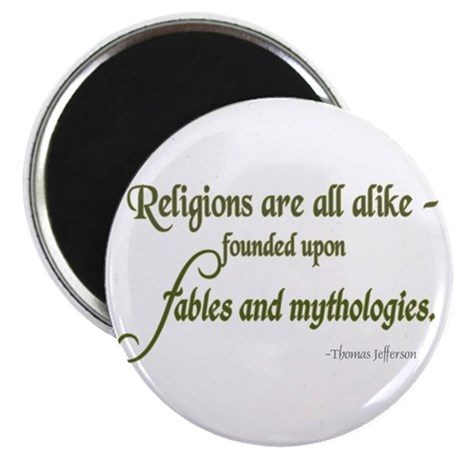 """Fables and Mythologies 2.25"""" Magnet (10 pack)"""