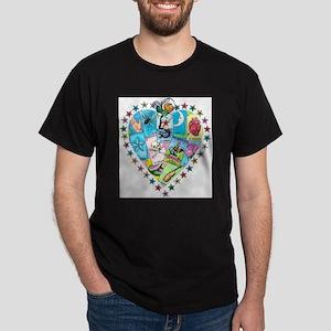 Loteria Heart T-Shirt