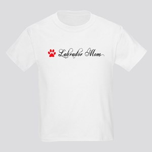 Labrador Mom Fancy T-Shirt