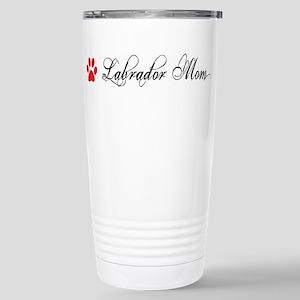 Labrador Mom Fancy Travel Mug