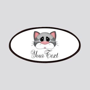 Gray Cat Patch