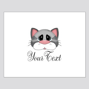 Gray Cat Posters