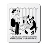Panda Cartoon 9352 Mousepad
