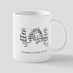 Cat Cartoon 3060 Mug