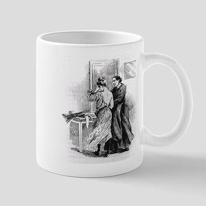 Spanking art Mugs