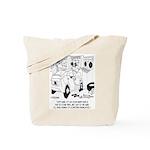 Mechanic Cartoon 9355 Tote Bag