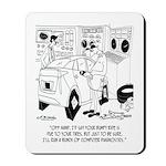 Mechanic Cartoon 9355 Mousepad