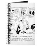 Mechanic Cartoon 9355 Journal