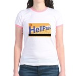 Hell Pass Jr. Ringer T-Shirt