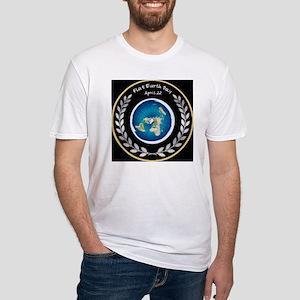 Flat Earth Day April 22 T-Shirt