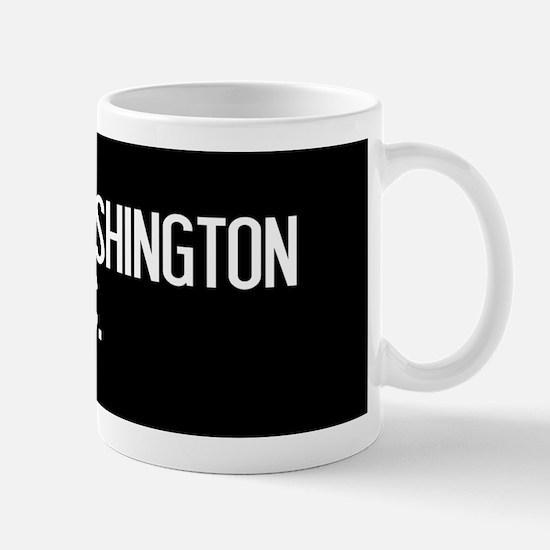 Washington D.C.: Washington D.C. Flag Mug