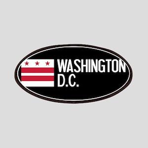 Washington D.C.: Washington D.C. Flag Patch