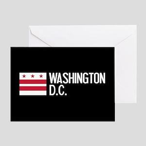 Washington D.C.: Washington D.C. Fla Greeting Card