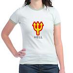 hell Jr. Ringer T-Shirt