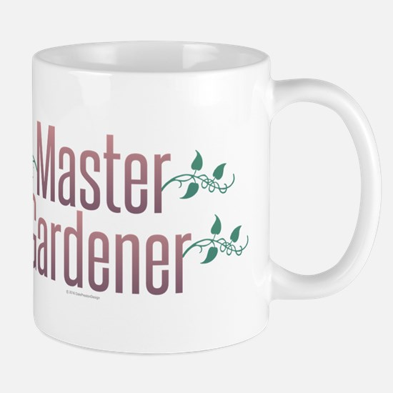 Master Gardener Mugs