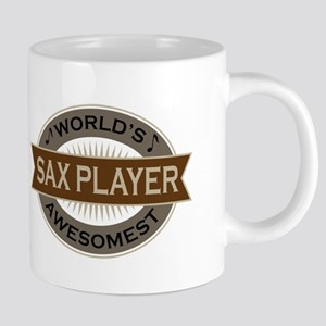 Awesome Sax Player Mugs