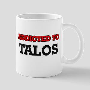 Addicted to Talos Mugs