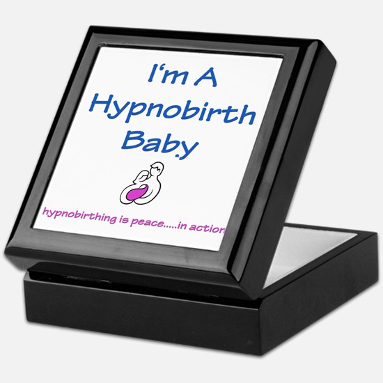 Hypnobirth Advocacy Keepsake Box
