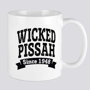 Wicked Pissah Since 1948 Mugs