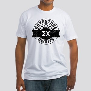 Sigma Chi Adventure Fitted T-Shirt