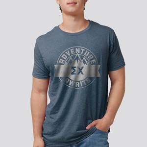 Sigma Chi Adventure Mens Tri-blend T-Shirt