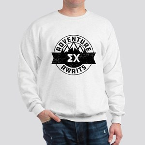 Sigma Chi Adventure Sweatshirt
