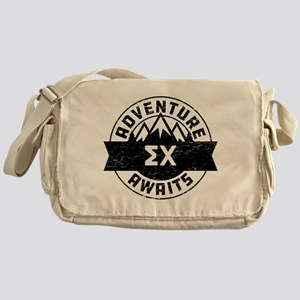 Sigma Chi Adventure Messenger Bag