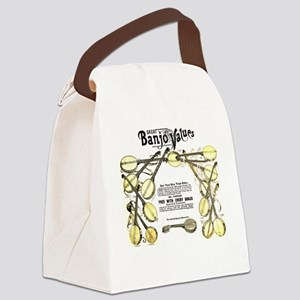 Great Banjo Values Canvas Lunch Bag