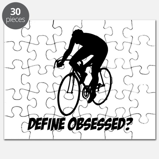 cycle Define Obsessed Puzzle