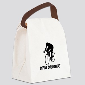 cycle Define Obsessed Canvas Lunch Bag