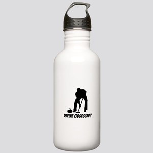 Curling Define Obsesse Stainless Water Bottle 1.0L