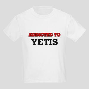 Addicted to Yetis T-Shirt