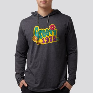 Groovy Since 1978 Long Sleeve T-Shirt