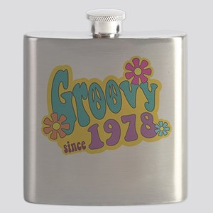 Groovy Since 1978 Flask