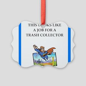 trash Ornament